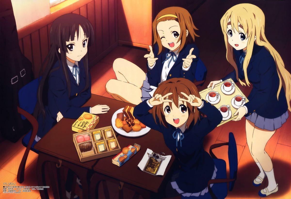 K On! Anime Visual