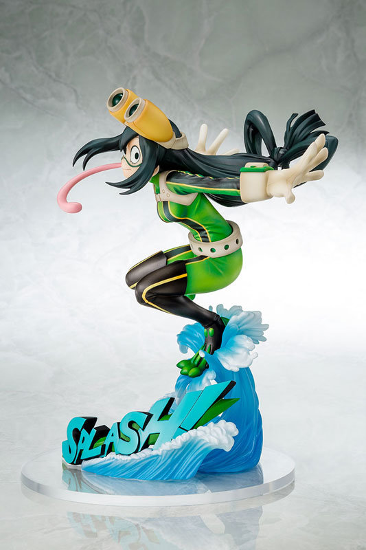 Boku No Hero Academia Tsuyu Asui Anime Figure 0003