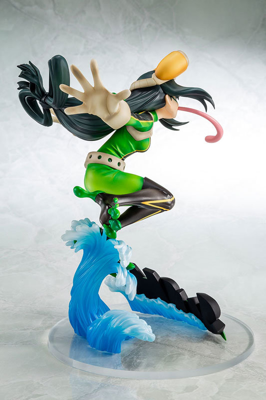 Boku No Hero Academia Tsuyu Asui Anime Figure 0004