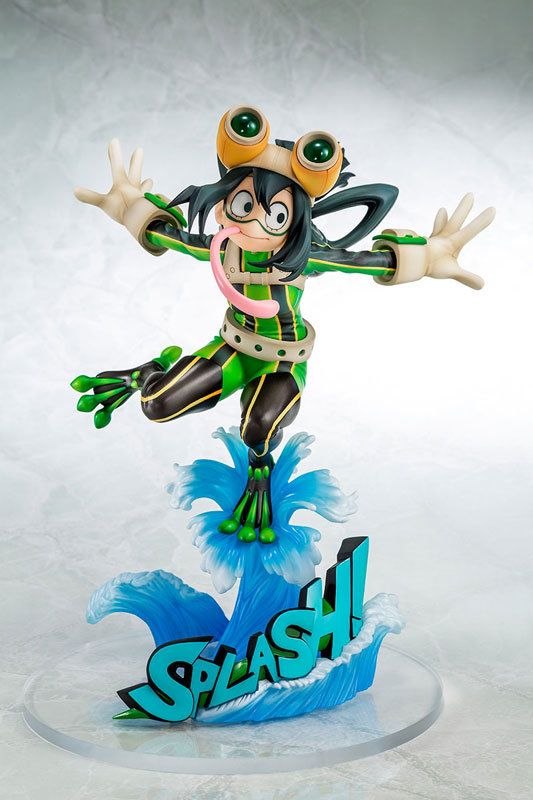 Boku No Hero Academia Tsuyu Asui Anime Figure 0005