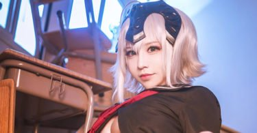 Fate Grand Order Jeanne Alter Cosplay By Chihiro Featured Image