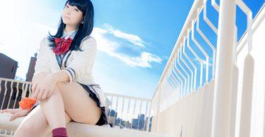 SSSS.GRIDMAN Rikka Takarada Cosplay By Amatsu Sama
