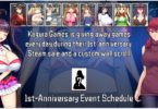 Kagura Games 1st Anniversary Event