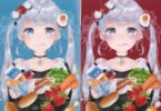 Drink! Drink! Drink! Art Book By Circle Marinka Project 0006