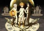 The Promised Neverland Anime Visual