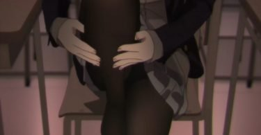 Miru Tights Episode 8 Ren Feels Calf
