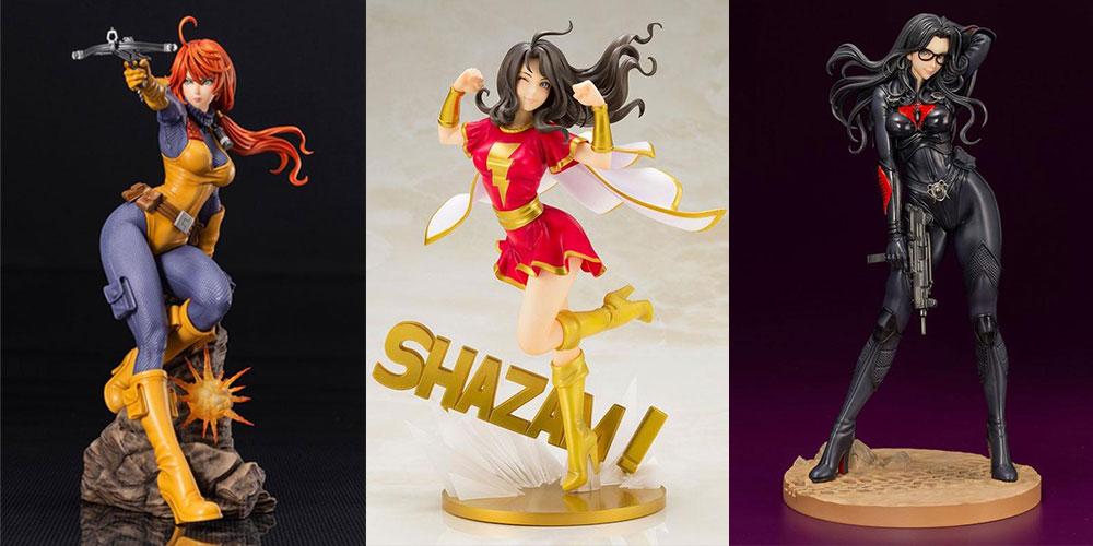 New Anime Figures