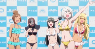 Dumbbell Nan Kilo Moteru Episode 7 The Muscle Gals