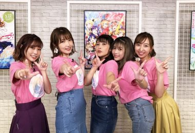 Love Live μ's Livestream (1)