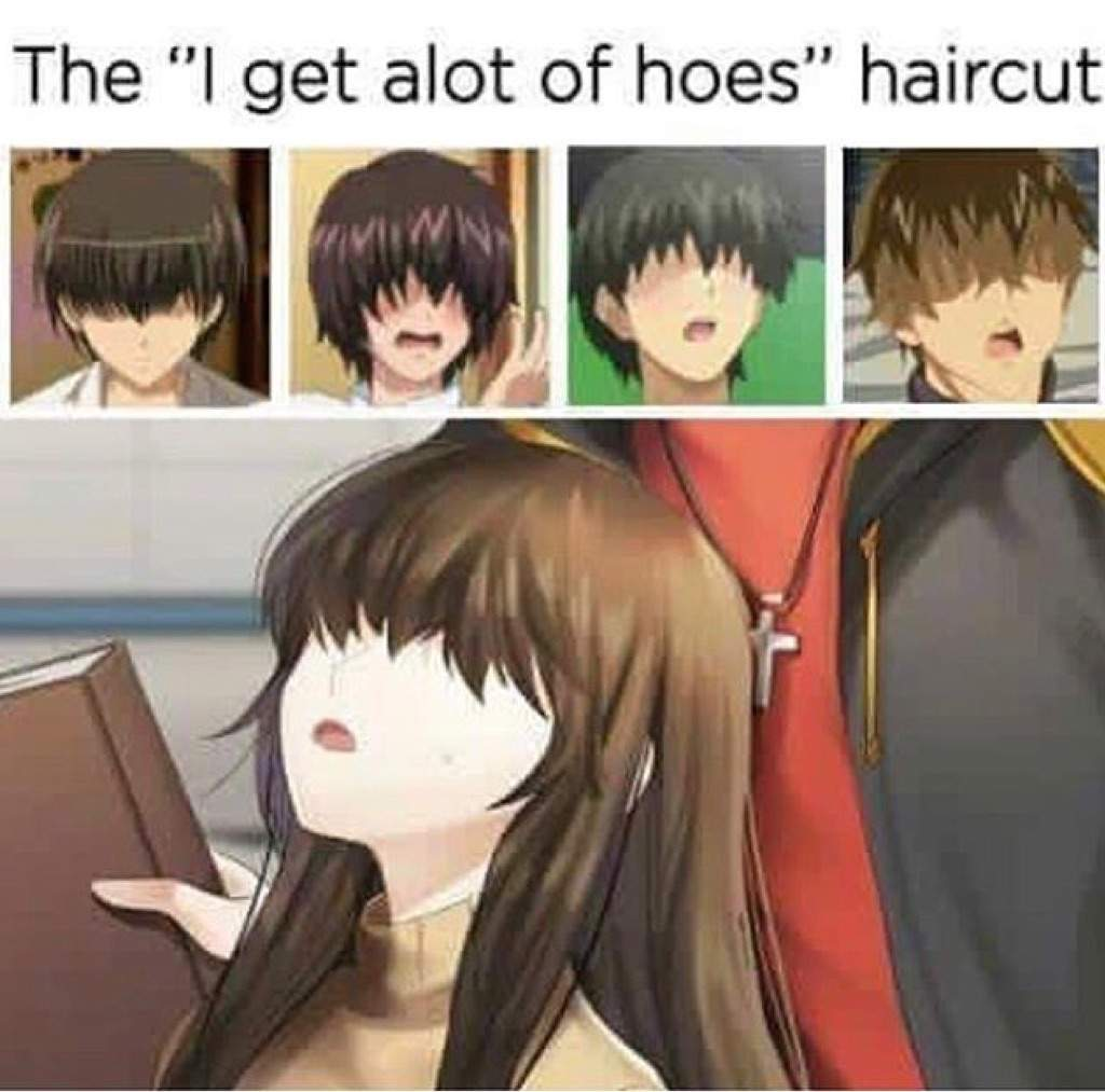 Dating Advice I Get A Lot Of Hoes Haircut