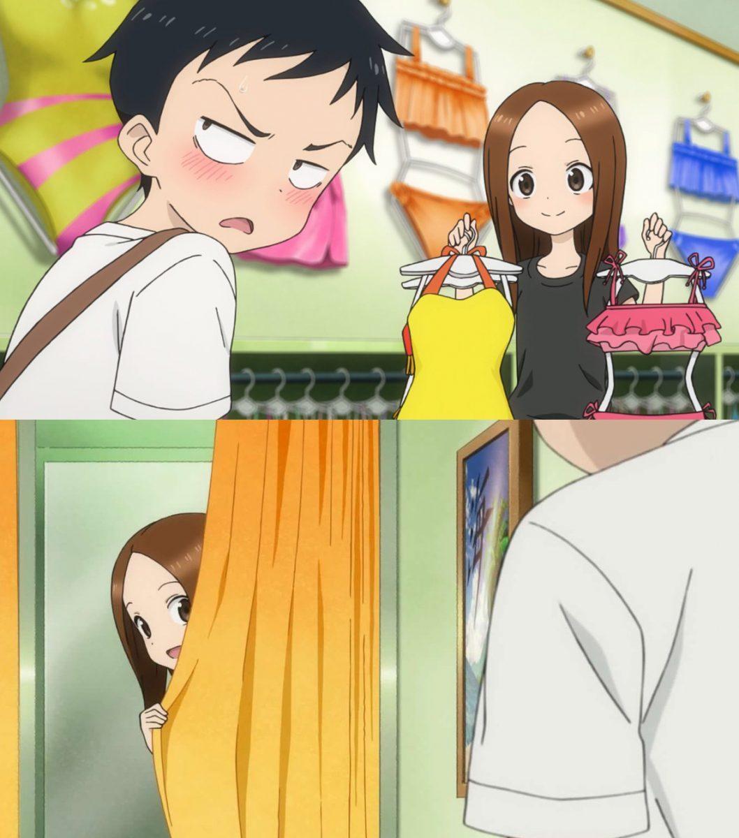 How to troll your crush, by Takagi-san