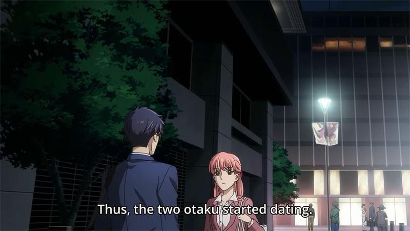Wotakoi Otaku Dating